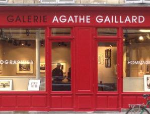 La réouverture de la Galerie Agathe Gaillard